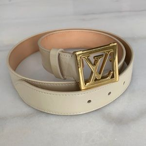 Louis Vuitton Monogram Vernis Belt 85/34